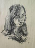 Portrait by LynnWolfe