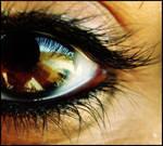 Behind hazel eyes