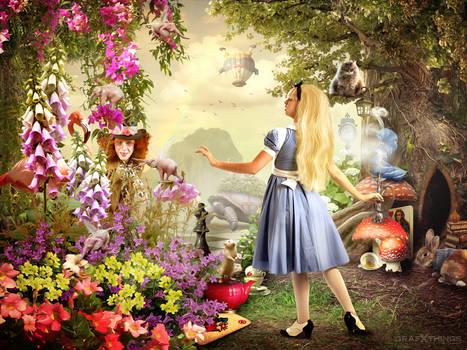 Return to Wonderland-The Arrival
