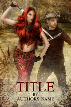 Cover Design Contest - Couple fighting poses 2