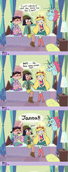 TABLET FRIEND- Star vs the forces of evil by diligi