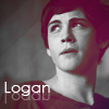 Logan Lerman 2 , icon by im-alice