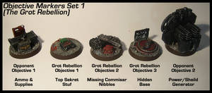 Objective Markers Set 1