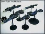 Babylon 5 Fleet Prometheus