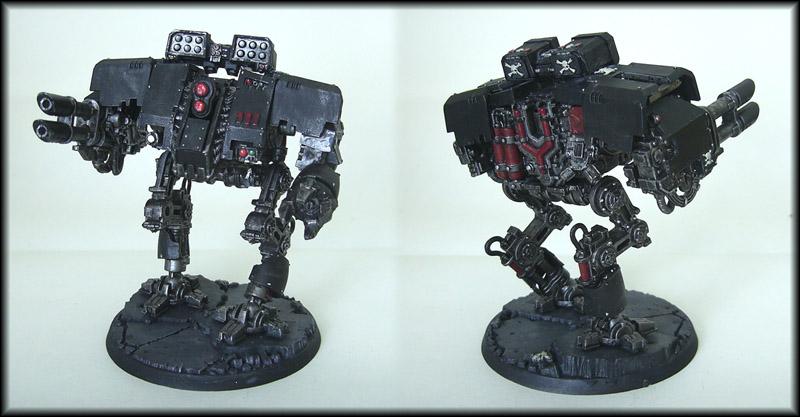 Mechanicus Dreadnought by Proiteus