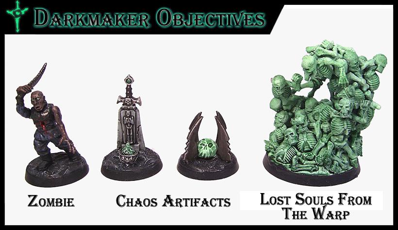 Darkmakers Objective Set by Proiteus