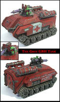 Grot GBH Tank by Proiteus