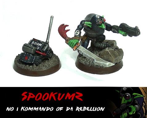 Grot Agent Spookumz by Proiteus