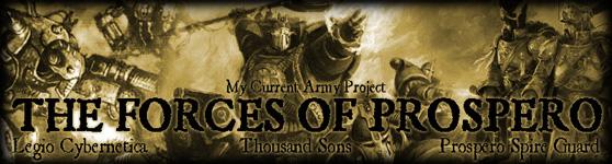 Pre-Heresy Thousand Sons