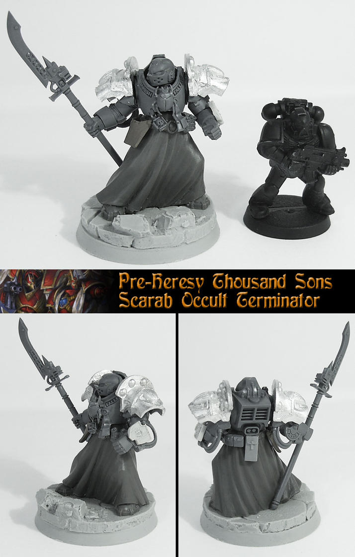 PH Scarab Occult Terminator UP by Proiteus