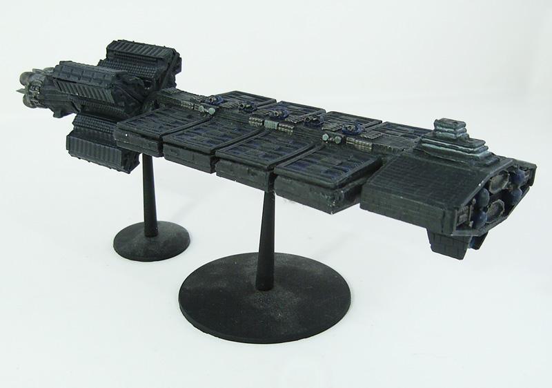 Poseidon Super Carrier By Proiteus On DeviantArt