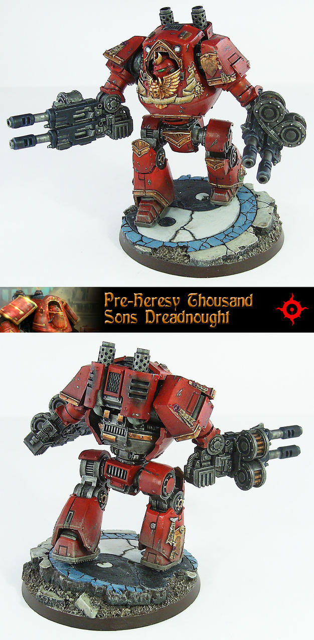 Thousand Son Dread 2 by Proiteus
