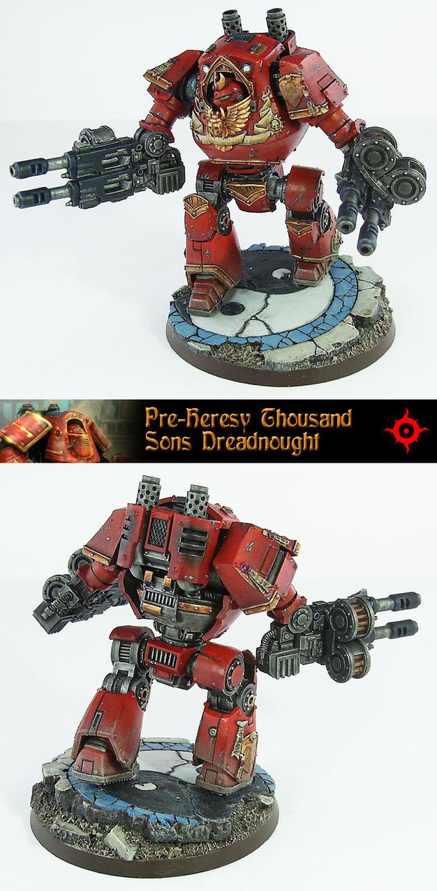 Thousand Son Dread 2 by Proiteus