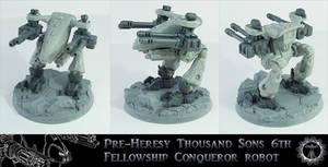 PH Thousand Sons Conqueror Robot UP