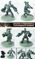 Imperial Cataphract Robot UP