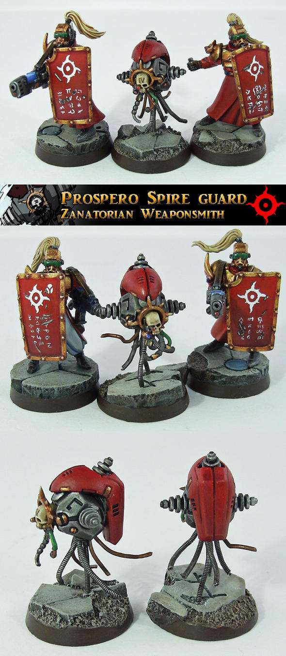 PH Prospero Weaponsmiths by Proiteus