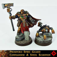 Prospero Spire Guard Commander by Proiteus