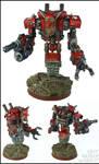 Grot Warboss Mecha - The Warbot!