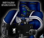 Iron Falcon Space Marine