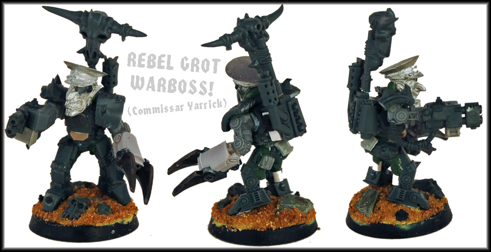 Rebel Grot Warboss UP by Proiteus