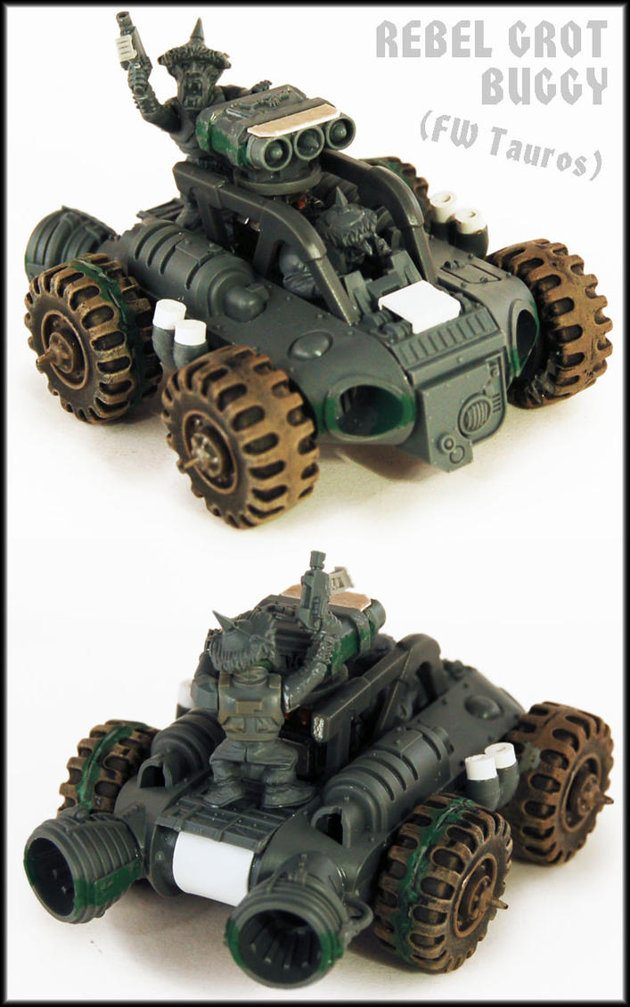 Rebel Grot Buggy UP by Proiteus
