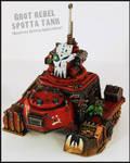Grot Rebel Spotta Tank