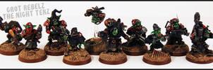 Warband 4 Night Tekz by Proiteus