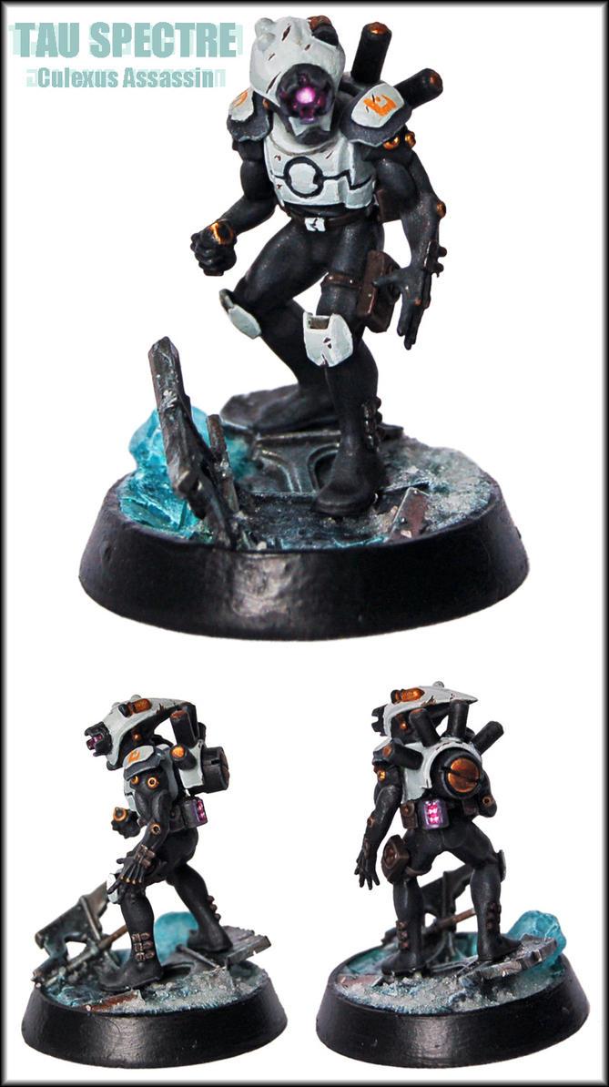 Tau Spectre (Culexus Assassin) by Proiteus