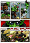GROT UPRISING COMIC Page 1