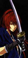 Samurai X Kenshin by kunana