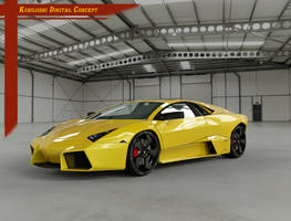 reventon studio render by blastfaizu2