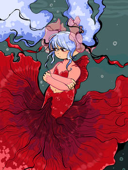 Mermaid Remilia