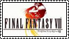 FF VIII logo stamp by TheNightMaster