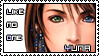 Yuna stamp by TheNightMaster