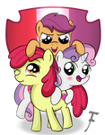 Cutie Mark Crusaders Forever