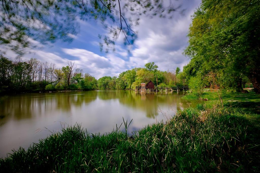 Water Edge-Runner Mill Tomasikovo by DjLuke9