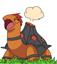 Torkoal evolution by mxrshmellow