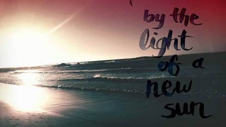 New sun by SkarlettFury