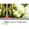 -starwars-Yoda by wosao