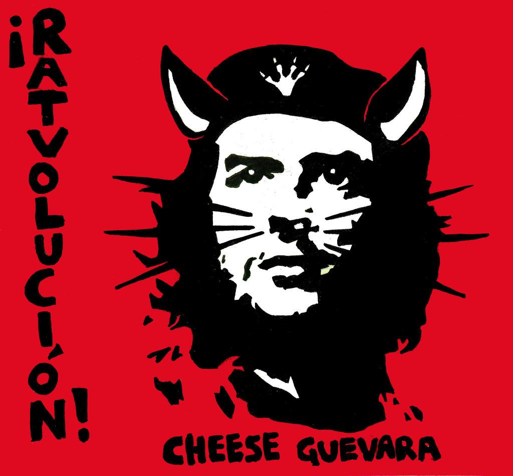 Cheese Guevara S Ratvolucion By Swordblade On Deviantart