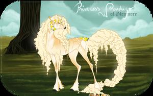 Princess Wendigo / Hind / Glenmore / Princess by halloweendonkey