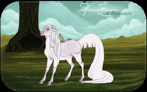Princess Elimona / Doe / Princess by halloweendonkey