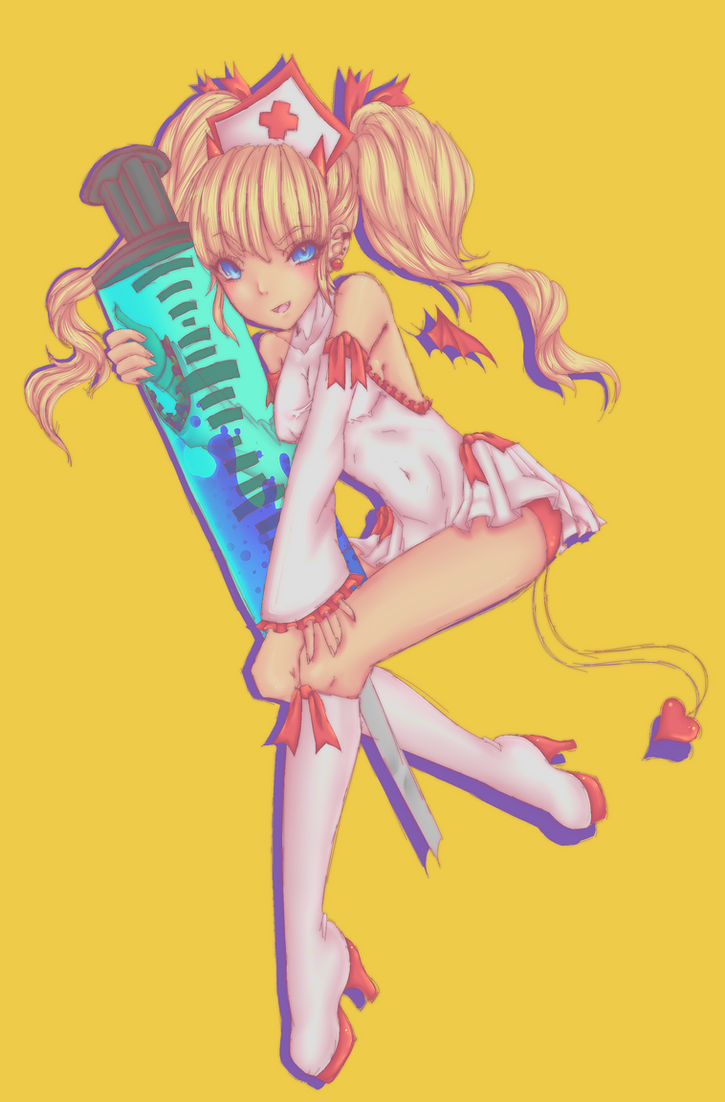 CCoRS's Art Sexy Nurse Added! Nurse_by_ccors-d7kt672