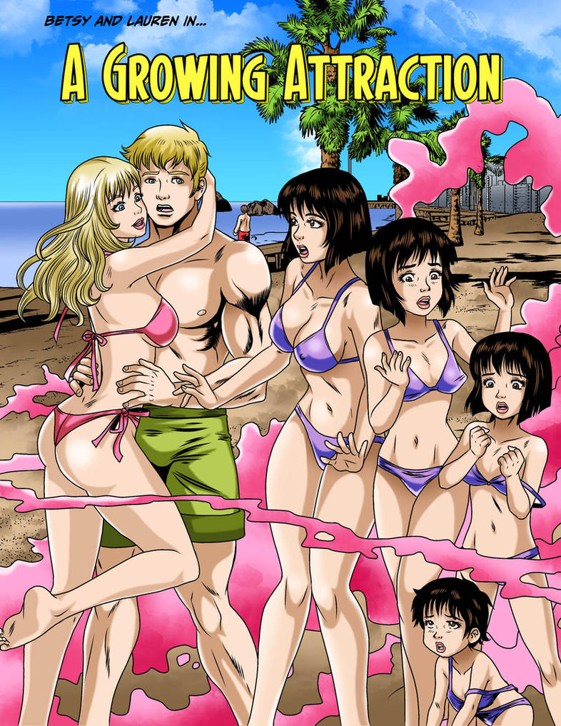 A Growing Attraction Cover by dreamtales88