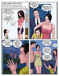Little Joker Part Four by DreamtalesComics