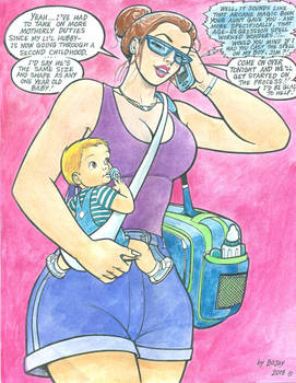 Bojay Male Age Regression Cartoons
