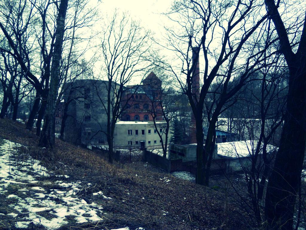 Mysterious Industrial Places in Ketrzyn by malibu-z-mlekiem