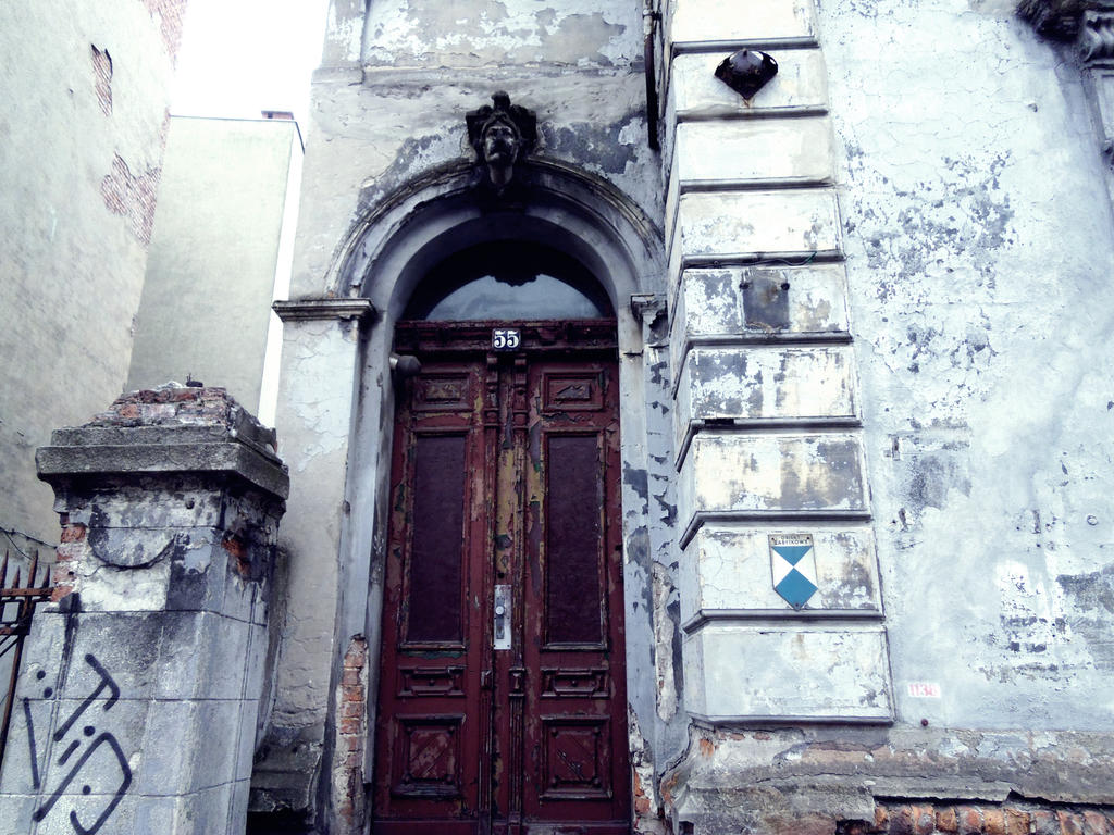 Sad, listed buildings in Katowice - chapter 3 by malibu-z-mlekiem