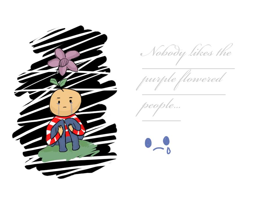 Flowerman... no. (update too) by brambleface9