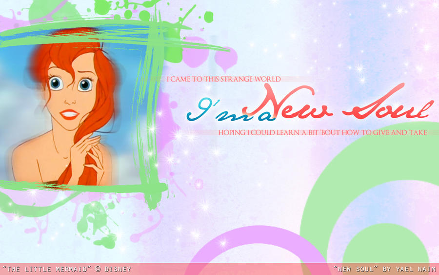 Ariel: New Soul by avidcartoonfans